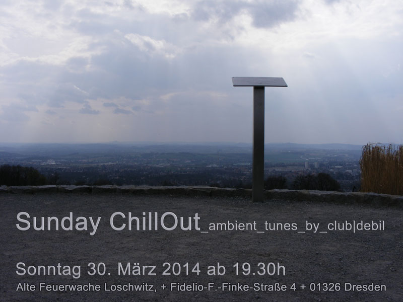 Sunday ChillOut März 2014