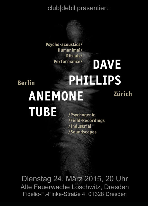 Anemone Tube & Dave Phillips