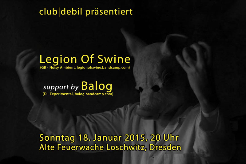 Legion Of Swine & Balog