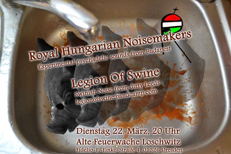 Legion Of Swine