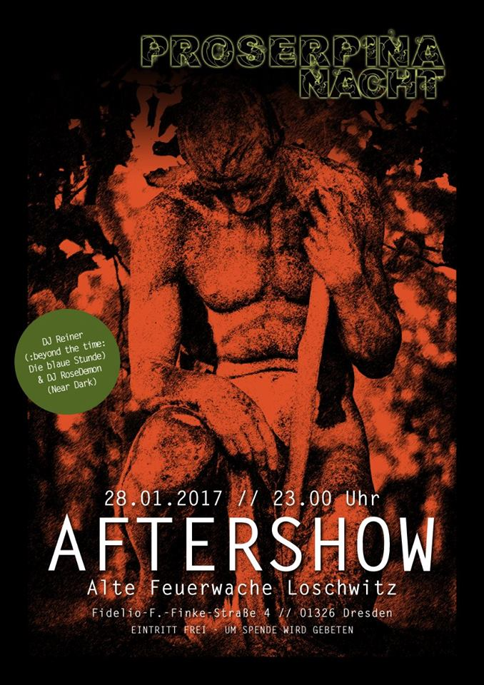Proserpina Aftershow Party