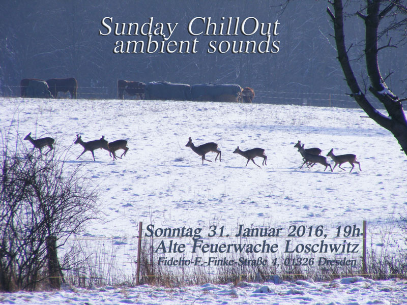 Sunday ChillOut Januar 2016