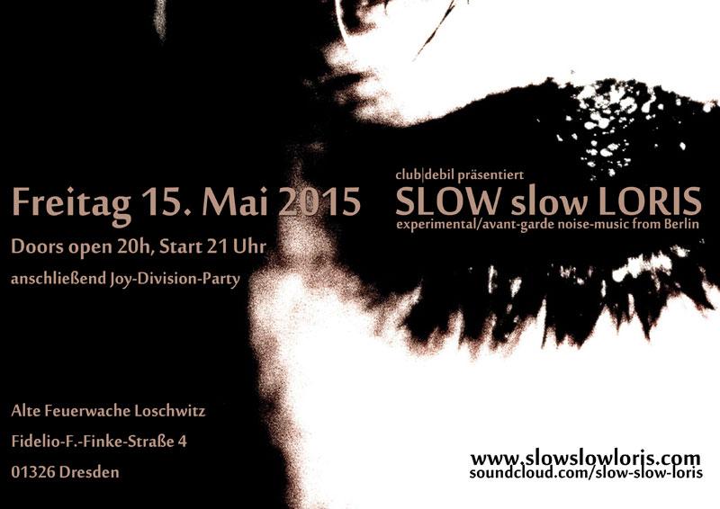 Slow Slow Loris
