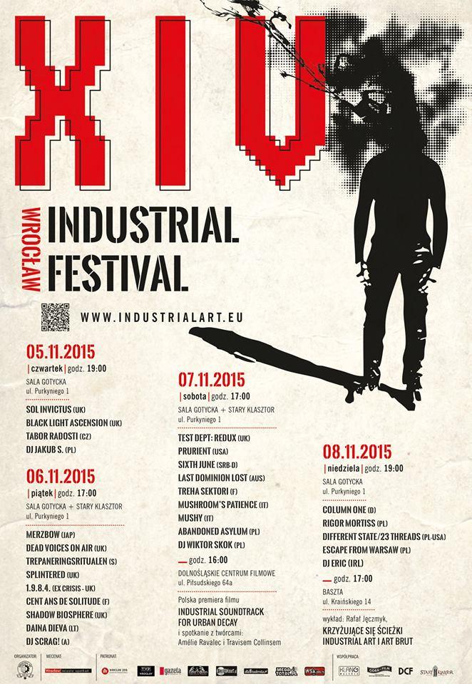Wroclaw Industrial Festival