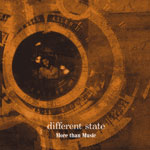 Different State – More Than Music / It cleans my wounds