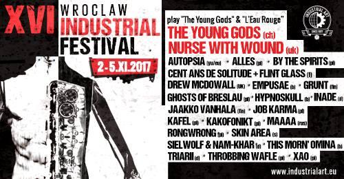 Wroclaw Industrial Festival 2017