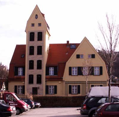 Alte Feuerwache Loschwit
