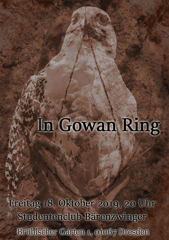 In Gowan Ring live
