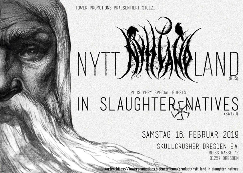 Nytt Land & In Slaughter Natives