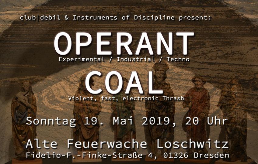 Operant & Coal