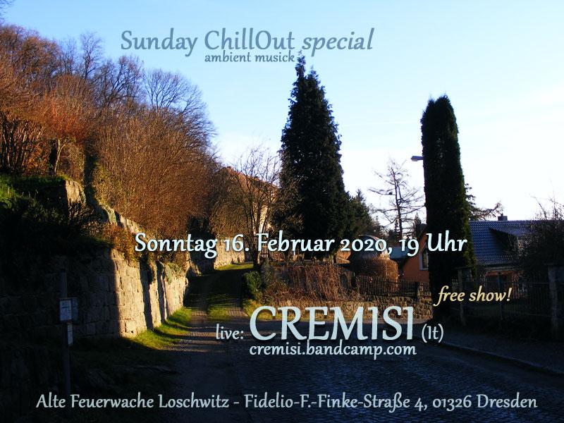 Cremisi live