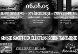 Morphonic Lab VII @ Palais im Großen Garten, Dresden   Dresden   Sachsen   Deutschland