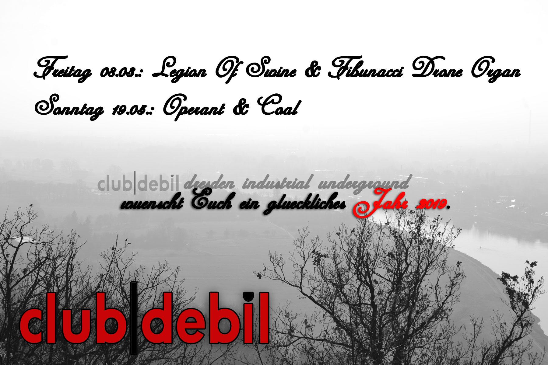 Konzerte club|debil